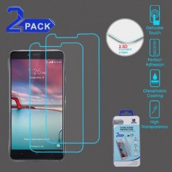 ZTE Grand X Max 2 Tempered Glass Screen Protector - 2-pack