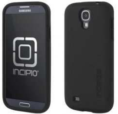 Samsung Galaxy S4 Incipio Feather Ultra Thin Snap-On Case - Black