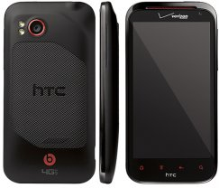 HTC Rezound 16GB Android Smartphone for Verizon - Black