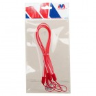 (5PCS)Red TPU Lanyard (7.5inch)