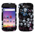 Samsung Galaxy S Blaze 4G SGH-T769 Swag Skulls Phone Protector Cover