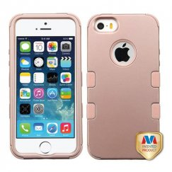 Apple iPhone 5/5s Rose Gold/Rose Gold Hybrid Case