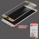 Samsung Galaxy Note 7 Full Coverage Tempered Glass Screen Protector/Gold