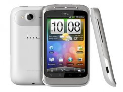 HTC Wildfire S Android Smartphone for Virgin Mobile - Silver