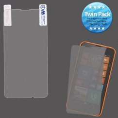 Nokia Lumia 635 Screen Protector Twin Pack