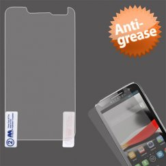 Alcatel One Touch Evolve Anti-grease LCD Screen Protector/Clear