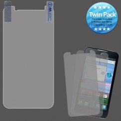 Alcatel Stellar / Tru 5065 Screen Protector Twin Pack