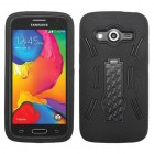 Samsung Galaxy Avant Black/Black Symbiosis Stand Protector Cover