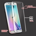 Samsung Galaxy S6 Edge Screen Protector with Curved Coverage