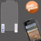 Kyocera Torque Anti-grease LCD Screen Protector/Clear
