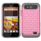 ZTE Speed Pearl Pink/Gray FullStar Case