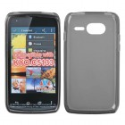 Semi Transparent Smoke Candy Skin Cover - Rubberized