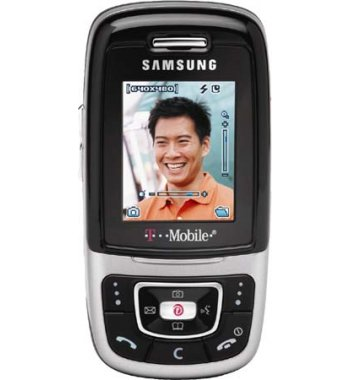 Samsung SGH E635 Unlocked Camera Slider GSM Phone