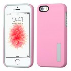 Apple iPhone SE Pink/Gray Hybrid Case