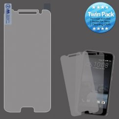 HTC One A9 Screen Protector Twin Pack