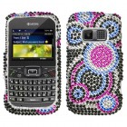 Kyocera Brio Bubble Diamante Case
