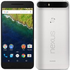 Huawei Nexus 6P H1511 64GB Android Smartphone - Cricket Wireless - White