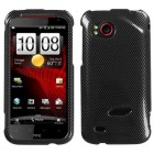 HTC Rezound Carbon Fiber Phone Protector Cover