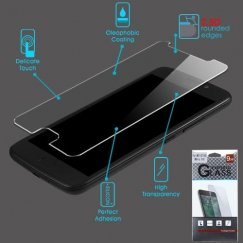 Motorola Moto E4 Tempered Glass Screen Protector (2.5D)