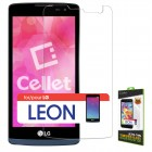 LG Leon/Risio Tempered Glass Screen Protector