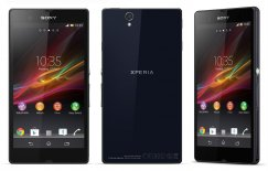 Sony Xperia Z C6606 16GB Android Smartphone for T-Mobile - Black