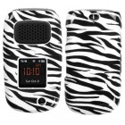 Samsung Rugby 3 Zebra Skin Phone Protector Cover