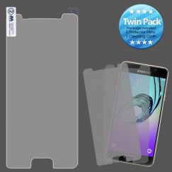Samsung Galaxy A3 Screen Protector Twin Pack