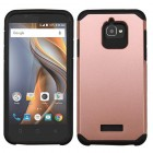 Coolpad Catalyst Rose Gold/Black Astronoot Phone Protector Cover