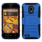 ZTE Warp 4G Dark Blue/Black Advanced Armor Stand Case