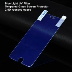 Apple iPhone 6/6s Plus Blue Light UV Filter Tempered Glass Screen Protector