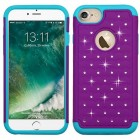 Apple iPhone 7 Purple/Tropical Teal FullStar Case