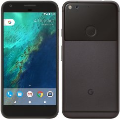 Google Pixel 32GB Android Smartphone for Cricket Wireless - Black
