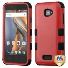 Coolpad Catalyst Natural Red/Black Hybrid Phone Protector Cover