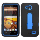 ZTE Speed Dark Blue/Black Symbiosis Stand Case
