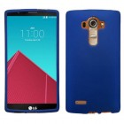 LG G4 Titanium Solid Dark Blue Case