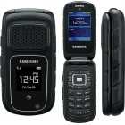 Samsung Rugby 4 SM-B780 Rugged Flip Unlocked Phone - Black