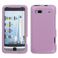 HTC G2 Solid Pearl Violet Case