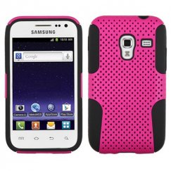 Samsung Galaxy Admire 4G Hot Pink/Black Astronoot Case