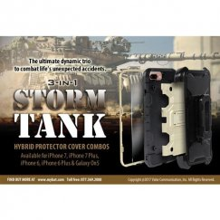 MYBAT Poster - Protector Cover (3-in-1 Storm Tank)