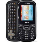 LG Cosmos 2 VN251PP Slider Phone for Verizon PREPAID - Black