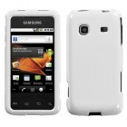 Samsung Galaxy Prevail Natural Ivory White Case