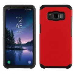 Samsung Galaxy S8 Active Red/Black Astronoot Case