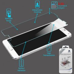 Samsung Galaxy Note 4 Tempered Glass Screen Protector (2.5D)