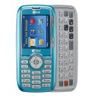 LG AX260 Rumor Bluetooth Camera MP3 BLUE Phone Alltel