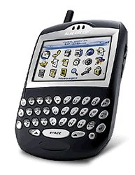 Blackberry 7520 PDA Phone Bluetooth for Nextel
