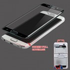 Samsung Galaxy S6 Edge Full Coverage Tempered Glass Screen Protector/Black