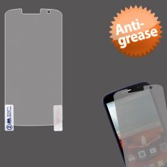 Alcatel One Touch Fierce 2 Anti-grease LCD Screen Protector/Clear