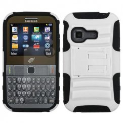 Samsung Freeform M White/Black Advanced Armor Stand Case