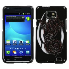 Samsung Galaxy S2 Firebrand Dragon Case