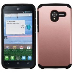 Alcatel Stellar / Tru 5065 Rose Gold/Black Astronoot Case